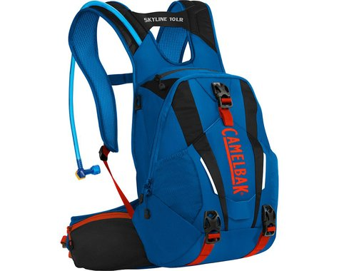 Camelbak Skyline LR 10 100oz Hydration Pack (Imperial Blue/Black)