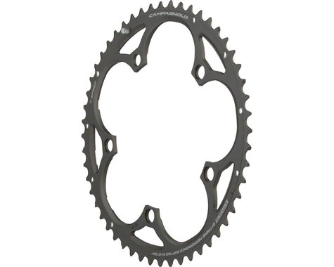 Campagnolo 11 Speed Chainring for Athena (Black) (135mm BCD) (Offset N/A) (52T)