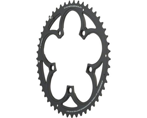 Campagnolo Chainring for 2011-2014 Super Record (Black) (110mm CT BCD) (Offset N/A) (50T)