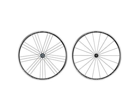 Campagnolo Calima Wheelset (Black) (Campagnolo 10/11/12) (700c) (QR x 100, QR x 130mm)