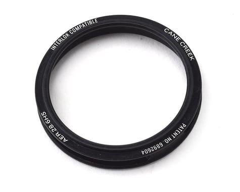 Cane Creek AER Headset Spacer (Black) (5mm)