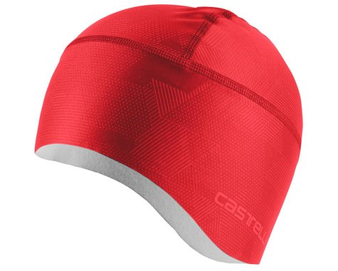Castelli Pro Thermal Skully (Red) (Universal Adult)