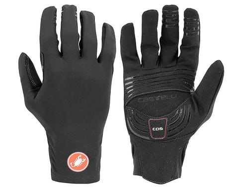 Castelli Lightness 2 Long Finger Gloves (Black) (S)