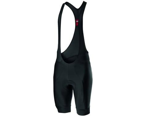 Castelli Entrata Bib Shorts (Black) (S)