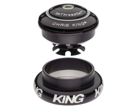 "Chris King InSet 7 Headset (Black) (1-1/8"" to 1-1/2"") (ZS44/28.6) (EC44/40)"