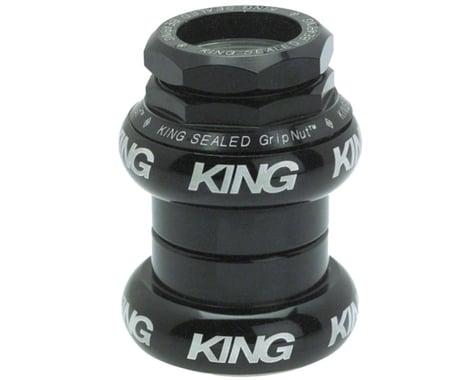 """Chris King Threaded Headset (Black) (1"""") (EC30/25.4-24tpi) (EC30/26)"""