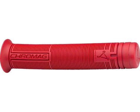 Chromag Brandon Semenuk Wax Grips (Red)