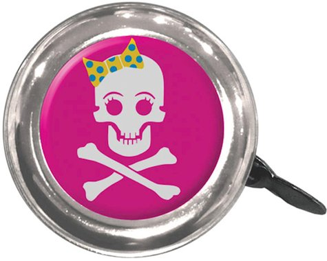Clean Motion Swell Bell (Girly Skull)
