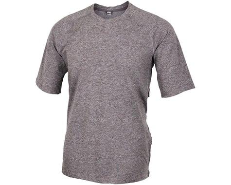 Club Ride Apparel Men's Tune Tech Cycling T-Shirt (Asphalt) (M)