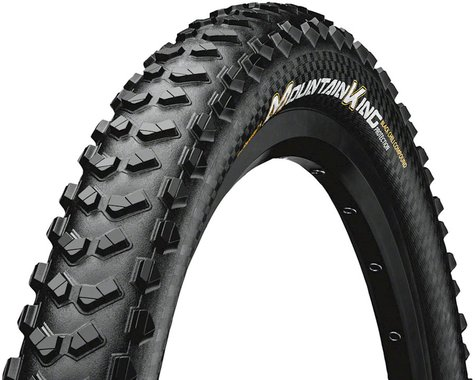 """Continental Mountain King ProTection Tubeless Tire (Black) (29"""") (2.3"""")"""