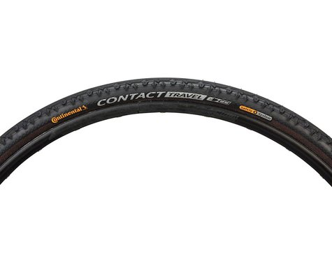 Continental Contact Travel Tire (Black) (700c) (37mm)