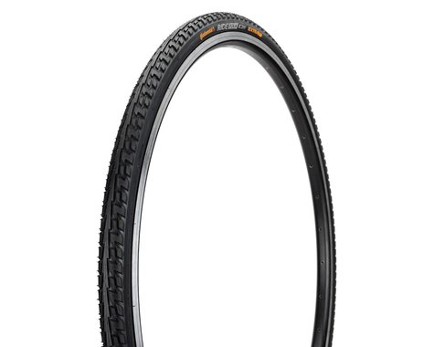 Continental Ride Tour Tire (Black) (700c) (37mm)