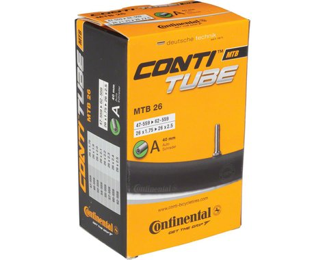 "Continental 26"" MTB Inner Tube (Schrader) (1.75 - 2.5"") (40mm)"