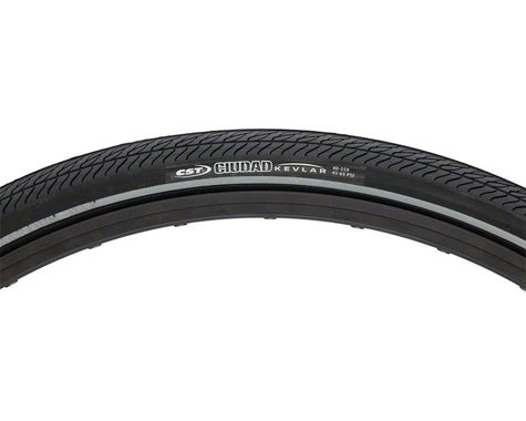 CST Ciudad Tire (Black) (700c) (32mm)