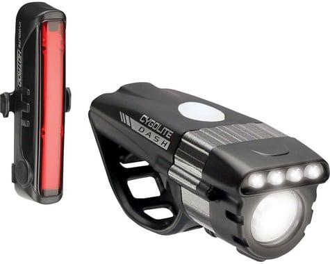 Cygolite Dash Pro 600/Hotrod 50 Headlight & Tail Light Set (Black)