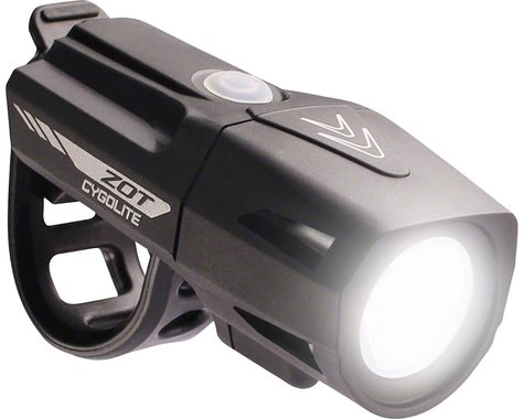 Cygolite Zot 450 Rechargeable Headlight (Black)