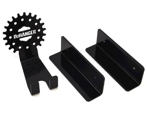 DaHANGER DaSPROCKET Pedal Hook (Black) (1 Single)
