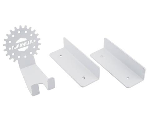 DaHANGER DaSPROCKET Pedal Hook (White) (1 Single)