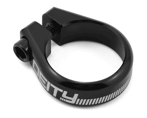 Deity Circuit Seatpost Clamp (Black) (34.9mm)