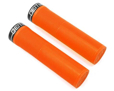 Deity Knuckleduster Locking Grips (Orange) (132mm)