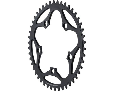 Dimension Outer Chainring (Black) (110mm BCD) (Offset N/A) (42T)