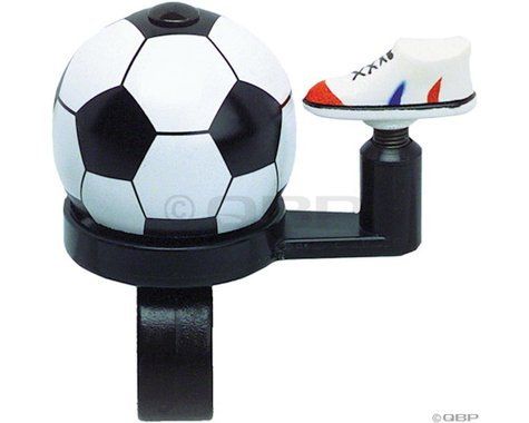 Dimension Soccer Ball w/ Shoe Bell