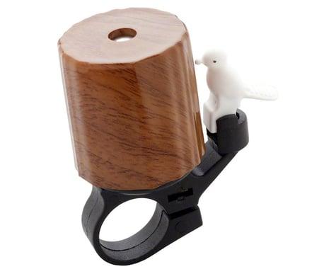 Dimension Woodpecker Bell (Wood Grain)
