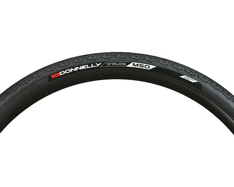 Donnelly Sports X'Plor MSO Tubeless Tire (Black) (700c) (36mm)