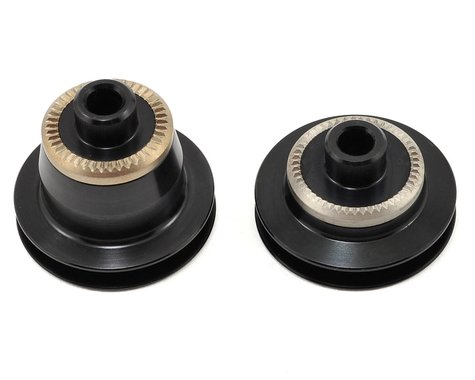 DT Swiss Conversion End Caps (Front) (15mm Thru Axle to 5mm Quick Release)