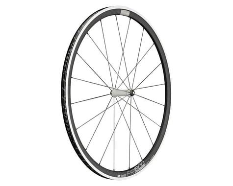 DT Swiss PR1600 Spline 32 Front Wheel (Black) (700c) (QR x 100mm)