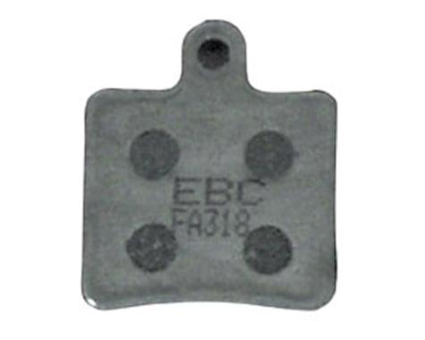 Ebc Brakes Green Disc Brake Pads (Hope 2001-03 Mini) (Organic)