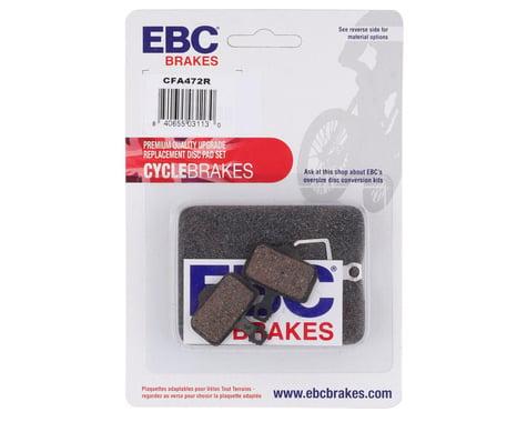 Ebc Brakes Red Disc Brake Pads (Avid Elixir, Sram XX/XO) (Semi-Metallic)
