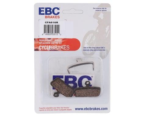 EBC Brakes Red Disc Brake Pads (Sram Code 2011+) (Semi-Metallic)