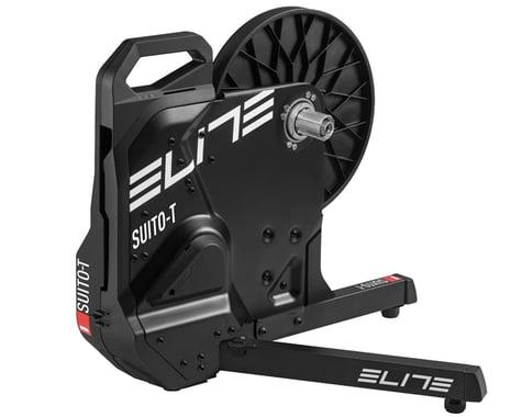 Elite Suito-T Direct Drive Smart Trainer (Black) (No Cassette)
