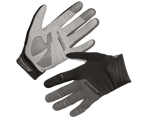 Endura Women's Hummvee Plus Bike Glove II (Black) (XS)