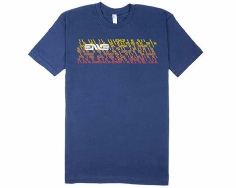 Enve Matrix Short Sleeve T-Shirt (Blue) (XS)