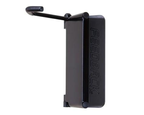 Feedback Sports Velo Hinge-Pivoting Wall Hook (Black) (1 Bike)
