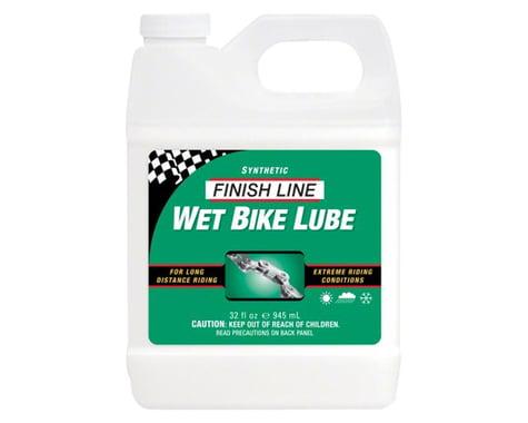 Finish Line Wet Lube Bulk Container (32oz)