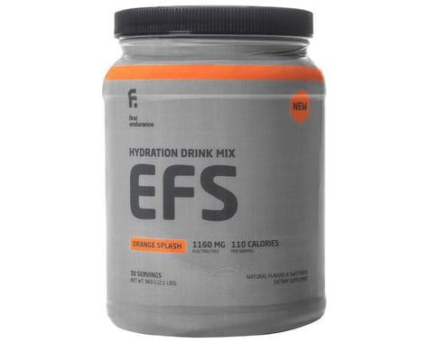 First Endurance EFS Electrolyte Drink Mix (Orange Splash) (960g)