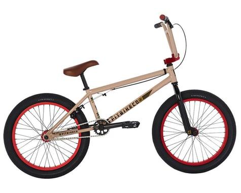 "SCRATCH & DENT: Fit Bike Co 2021 Series One BMX Bike (LG) (20.75"" Toptube) (Tan)"