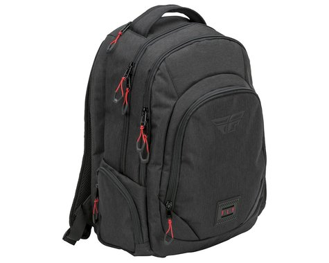 Fly Racing Main Event Backpack (Black/Grey)