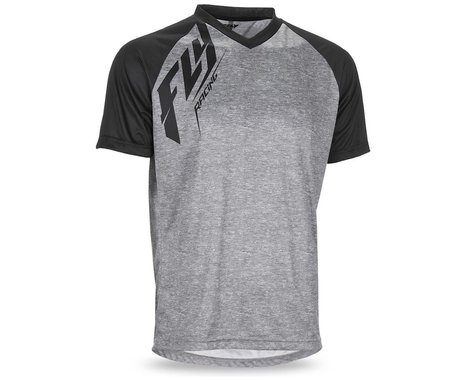Fly Racing Action Jersey (Heather/Black)