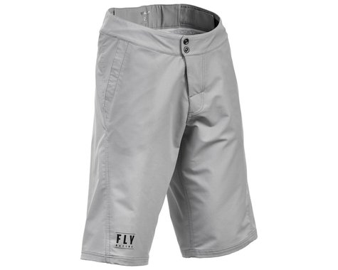 Fly Racing Maverik Mountain Bike Shorts (Grey) (28)
