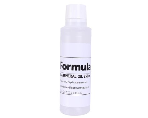 Formula Italy Mineral Oil (Only for Cura) (250ml/8.5oz)
