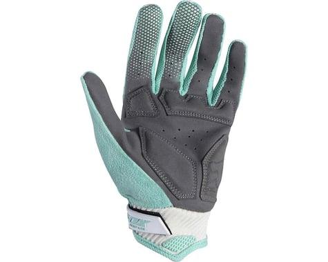 Fox Racing Women's Reflex Gel Gloves (Light Green)