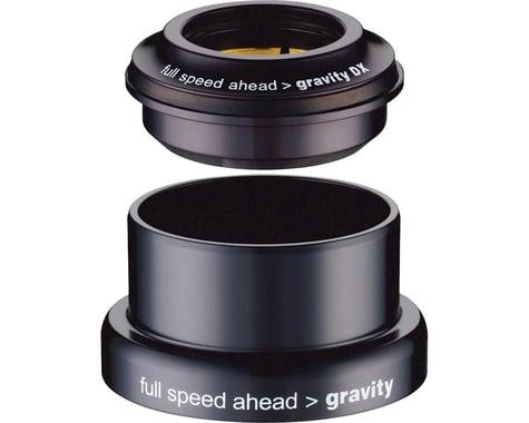 "FSA Gravity DX Tapered Headset (Black) (1-1/8"") (ZS44/28.6) (EC49/30)"
