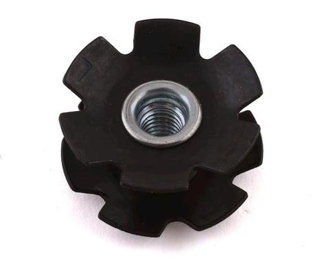 """FSA Steel Star Nut (Black) (1-1/8"""")"""