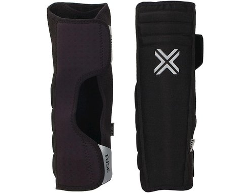 Fuse Protection Alpha Shin Whip Extended Pad (Black) (S)