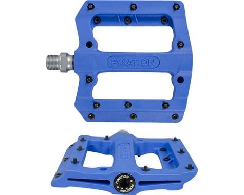 Fyxation Mesa MP Pedals (Blue) (Composite)