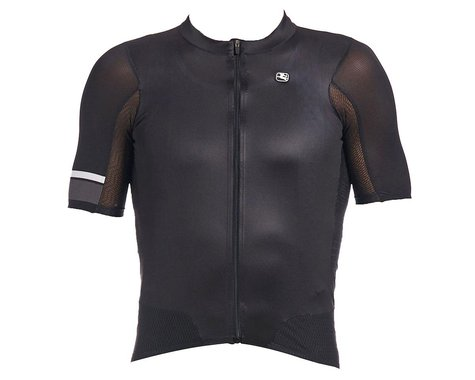 Giordana NX-G Air Short Sleeve Jersey (Black/Grey) (S)